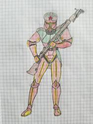 Commander R3ZN0V