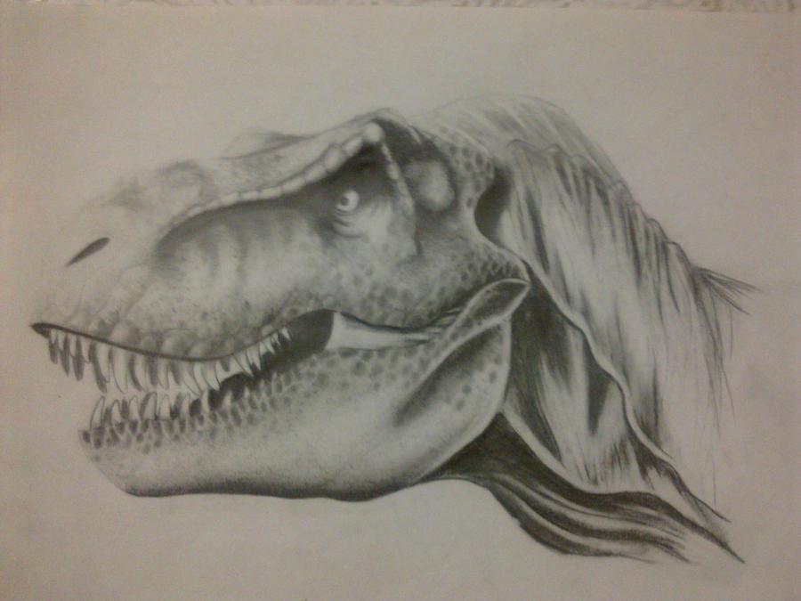 T-Rex 2 by H3cT0r-Dibujos on DeviantArt