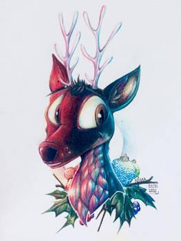 The late deer
