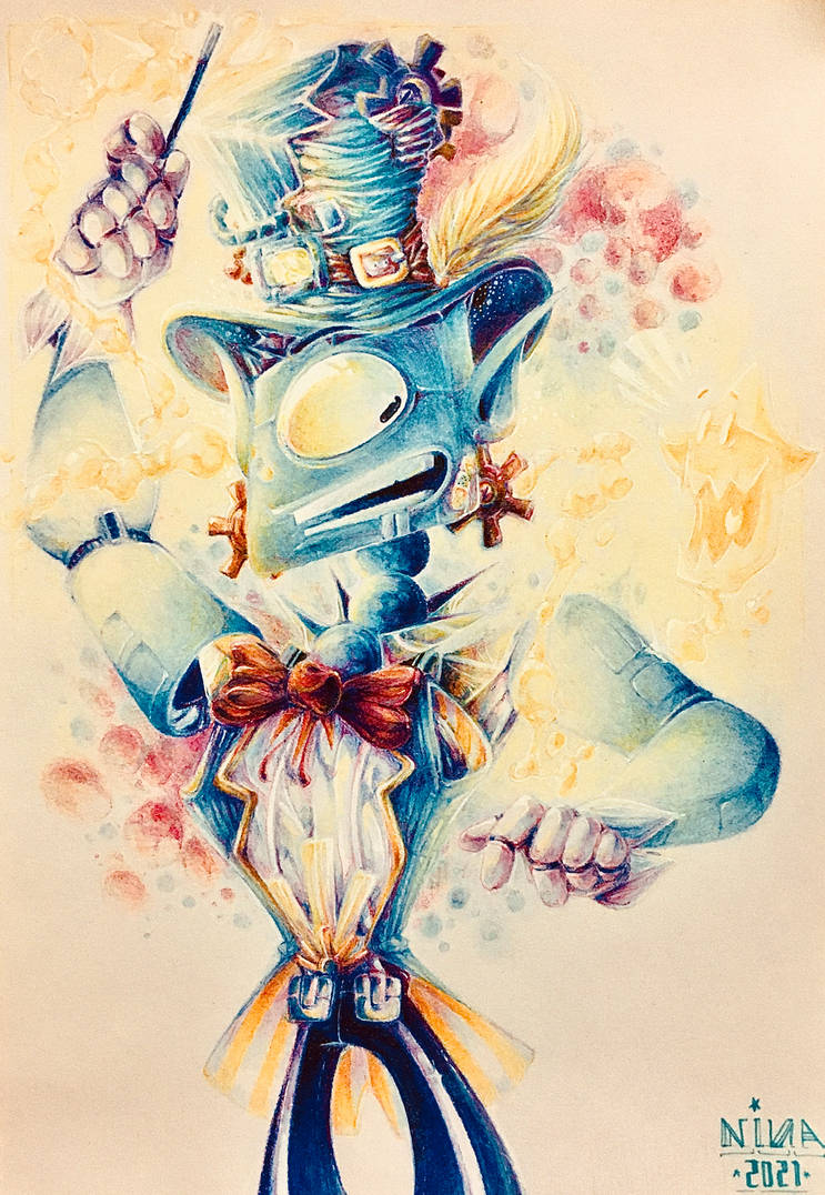 Mechanical magic - My DTIYS to you!