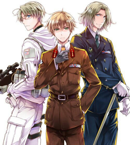 List of Synonyms and Antonyms of the Word: hetalia england and america