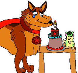 Happy Birthday CrimsonStar7359!