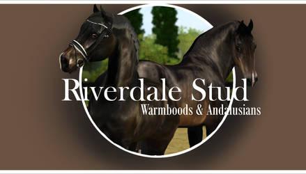 Riverdale Stud logo by Eastlord