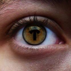 Eye Am Above by Kagit