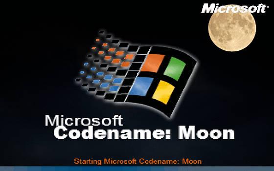Windows Codename Moon.