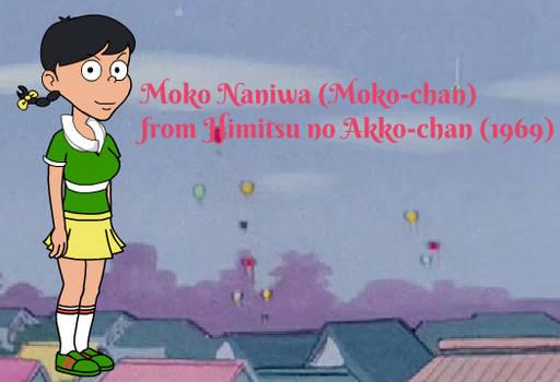 Moko-chan (Moko Naniwa) (Go!Animate/Vyond form)