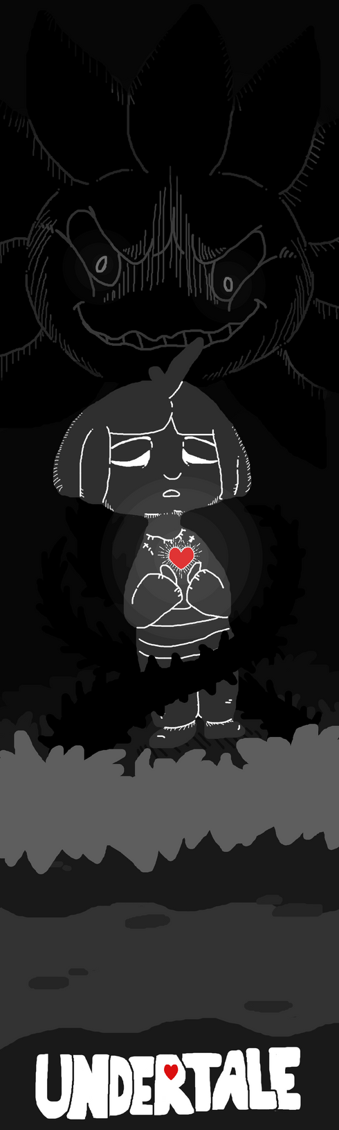 Undertale: The Feels Game by anime4always