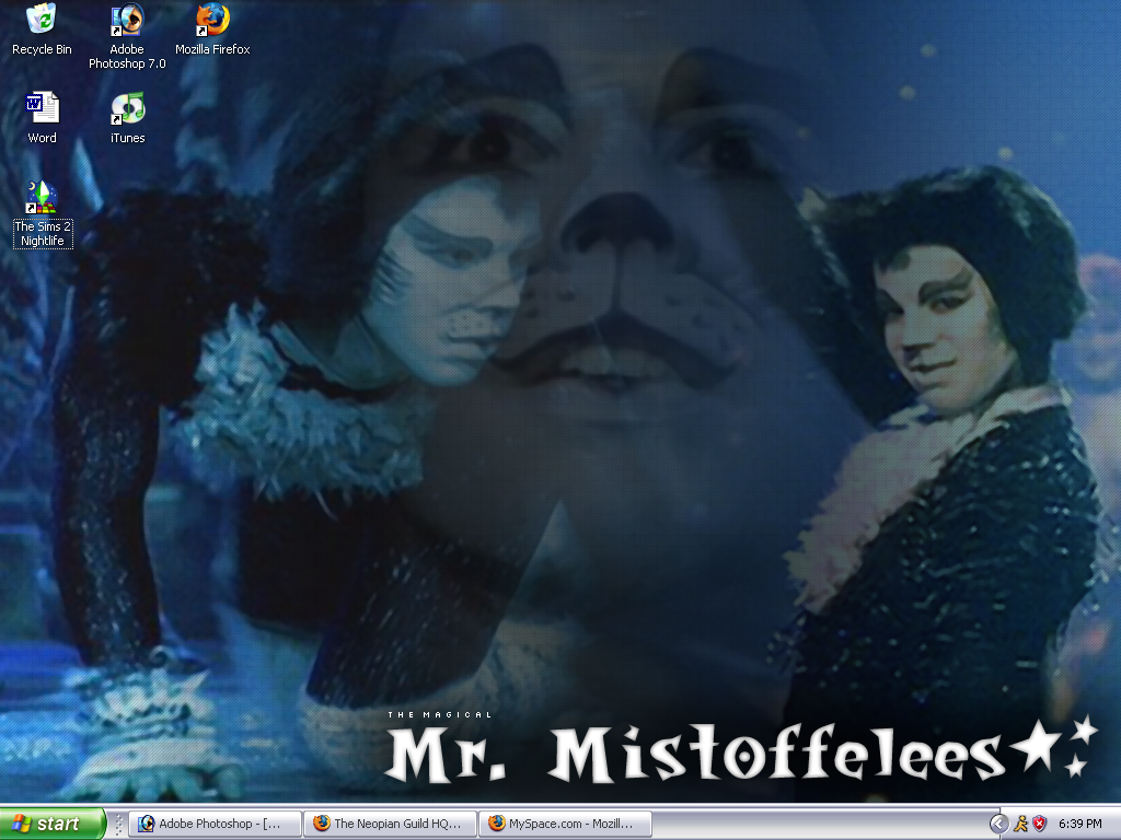 Desktop : July 6 by stripedkitty