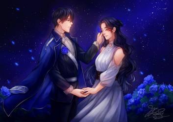 [CM] Lin siblings by Xi-er