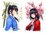 Yuhan and Yueheng
