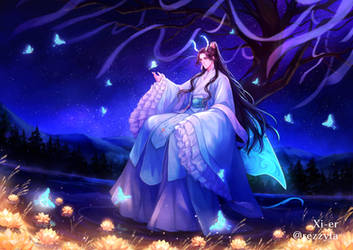 [CM] Moth Spirit by Xi-er