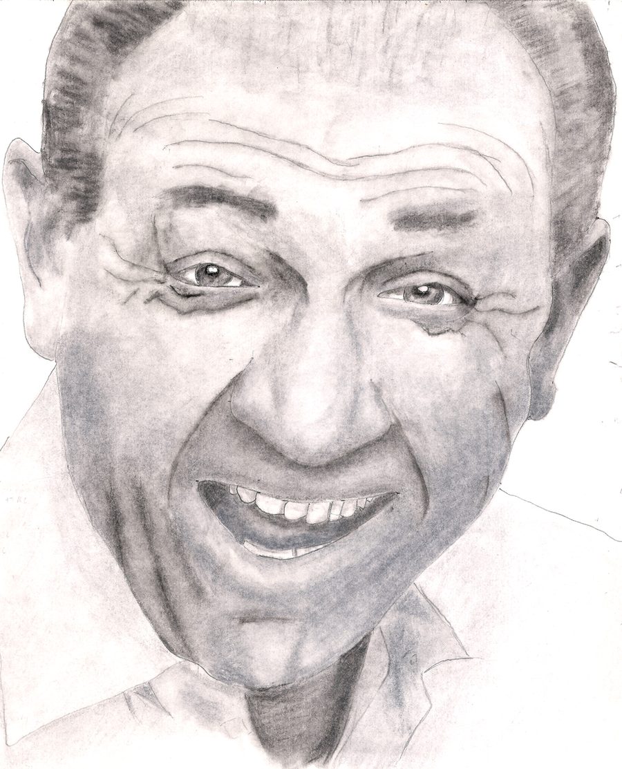 Sid James by KaozKreations