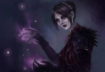 Morrigan by DrearyBurn