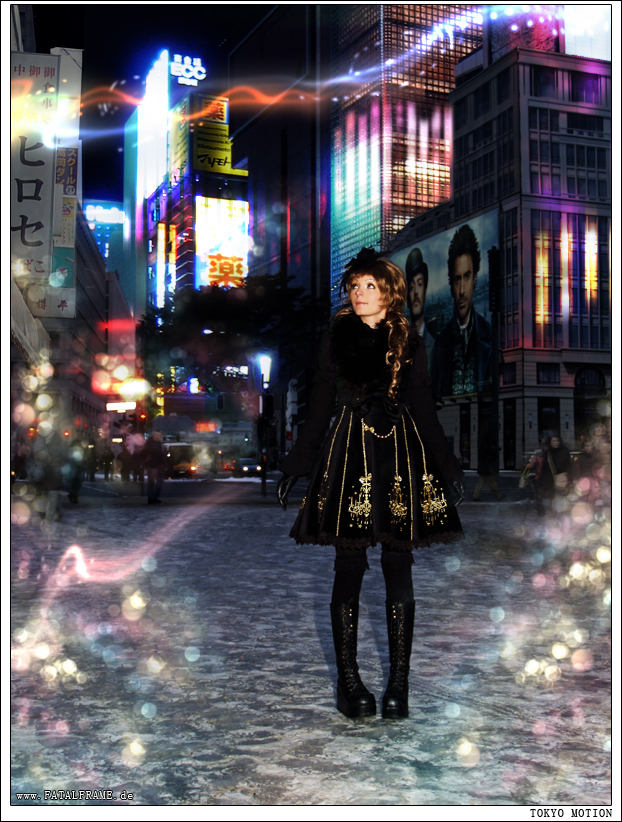 Tokio Motion by FatalFrameFotography