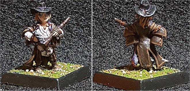 Gareth, Halfling investigator by RogueDM