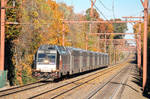 Fall on the Morristown Line