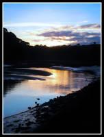 Sunset by myspeedofdark