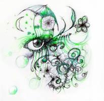 The Envious Eye by myspeedofdark