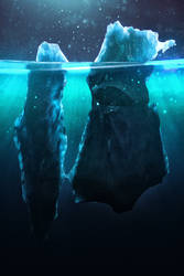 Caustic Icebergs - 03