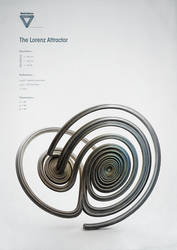 Strange Attractors - The Lorenz Attractor by ChaoticAtmospheres