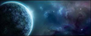 Azureus Nebula by CobraVenom