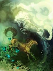 Yin Yang by CobraVenom