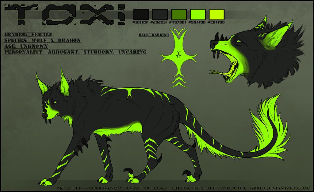 Toxi - Commission by CobraVenom
