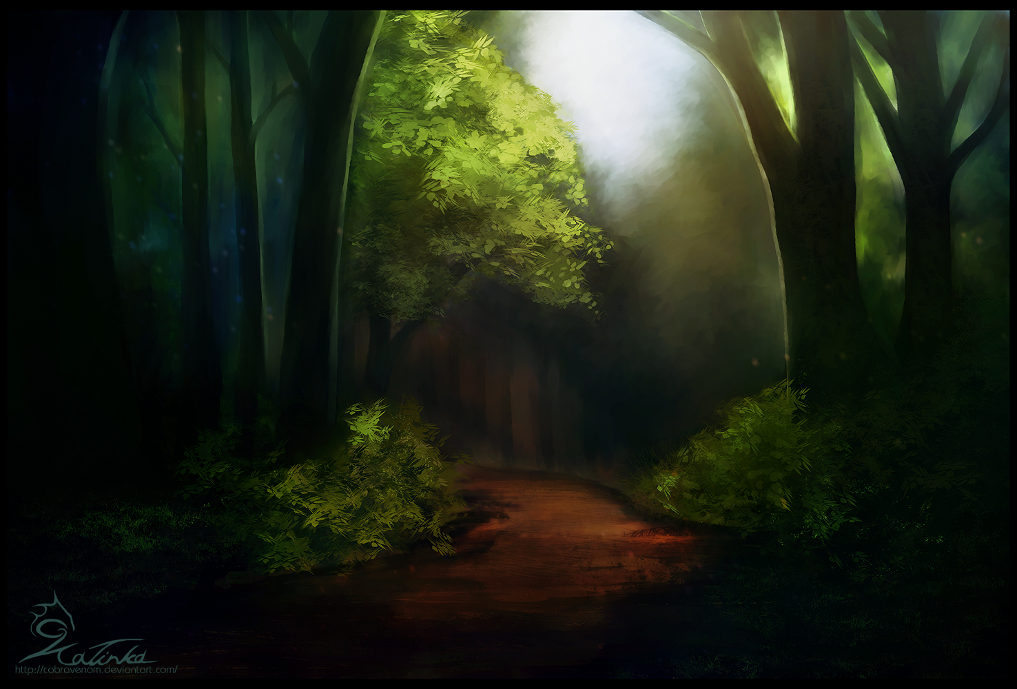 The Way Ahead by CobraVenom