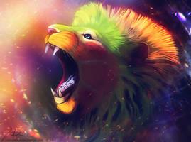Hear Me Roar by CobraVenom