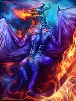 Firestorm by CobraVenom