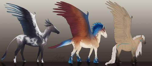 Creatures 2   Commission
