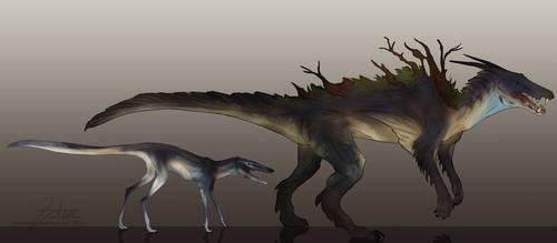 Creatures 3   Commission