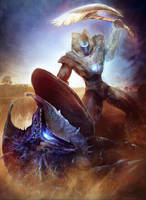 Jaeger: Cobalt Valkyrie by CobraVenom