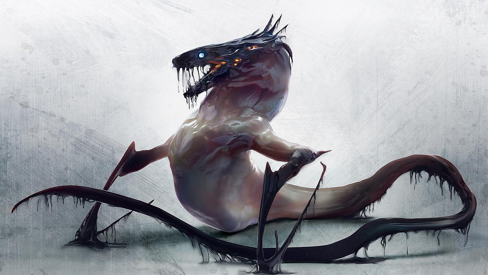 Monster Concept by CobraVenom