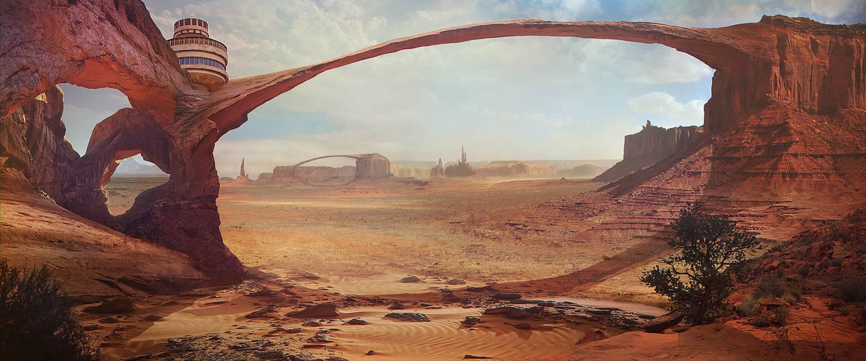 Wasteland Outpost by CobraVenom