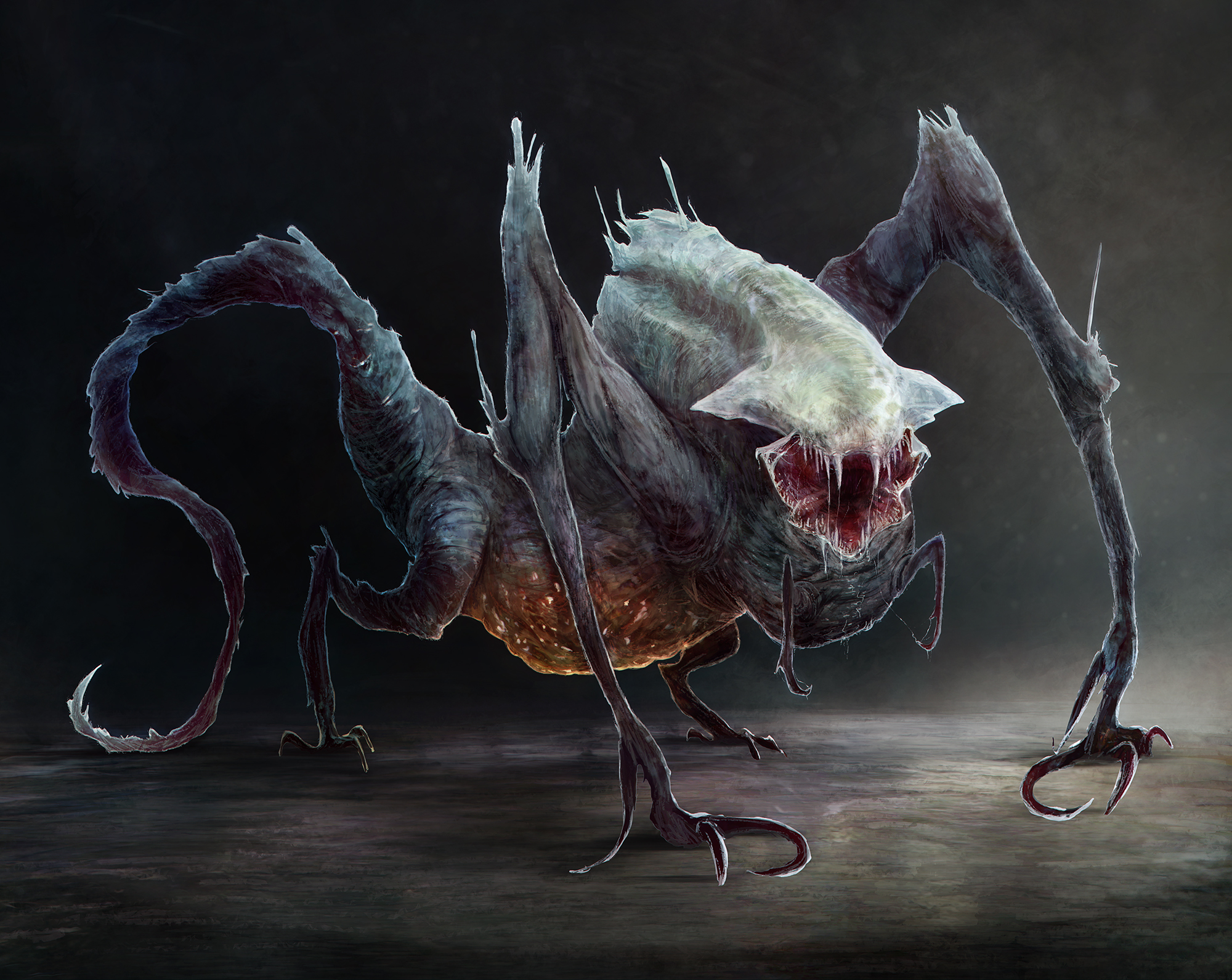 Hell Guardian by CobraVenom