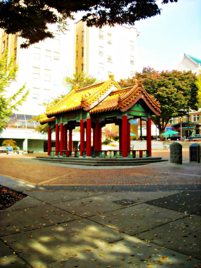 Pretty Pagoda by guaranarnar