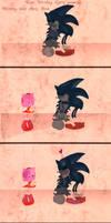Werehog meet Amy