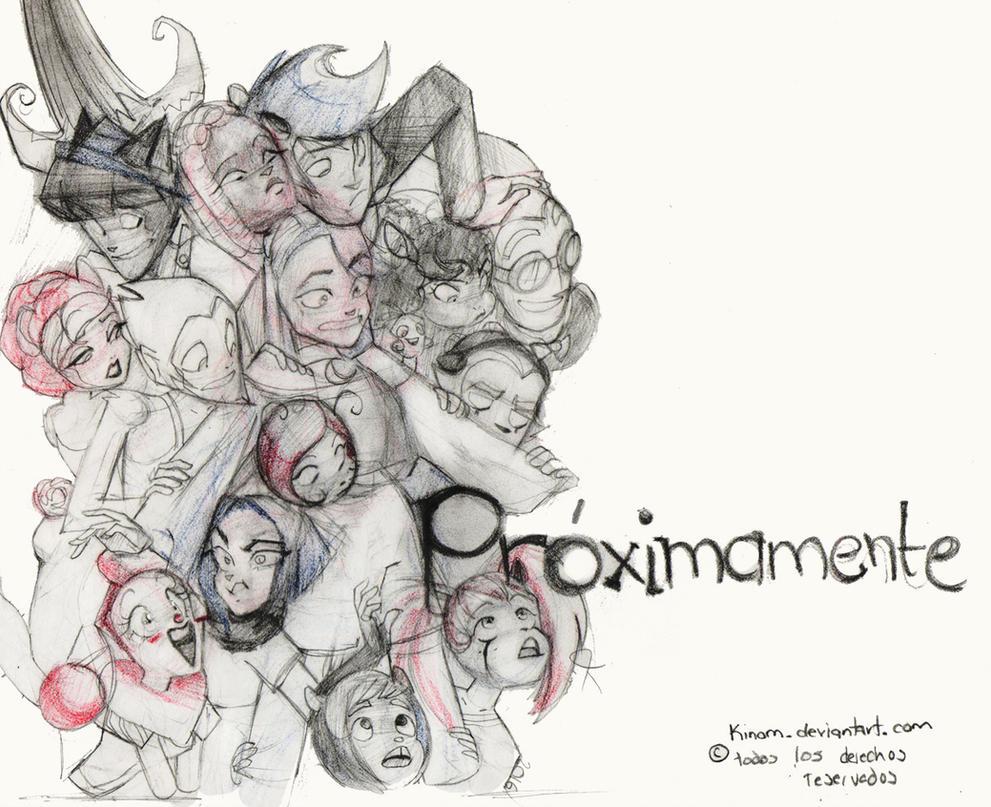 Coming Soon/ Proximamente by kinom