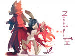 Zootopia On Anime II
