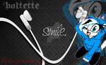 Boltette wallpaper