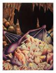 In the Dragon's Den by Illuminesci
