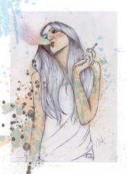 Habit by LadyWH