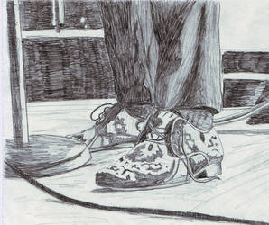 His Shoes by LadyWH
