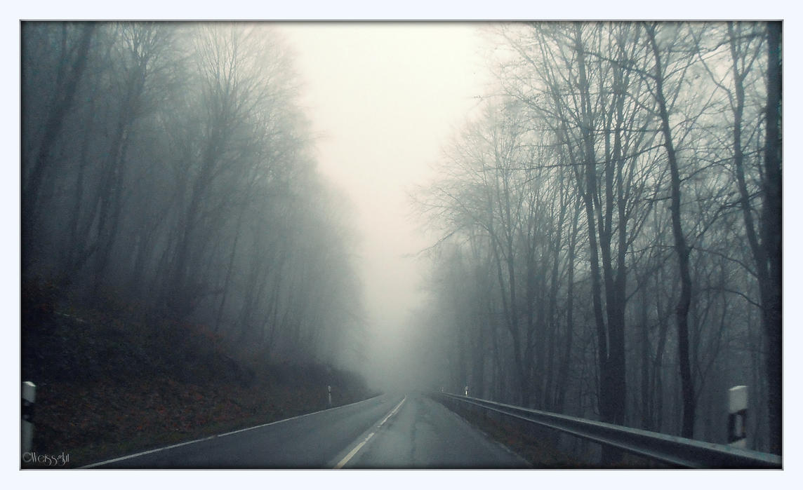 Drive Into The Unknown by Weissglut