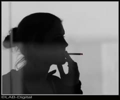 Smoking Area by roodpa