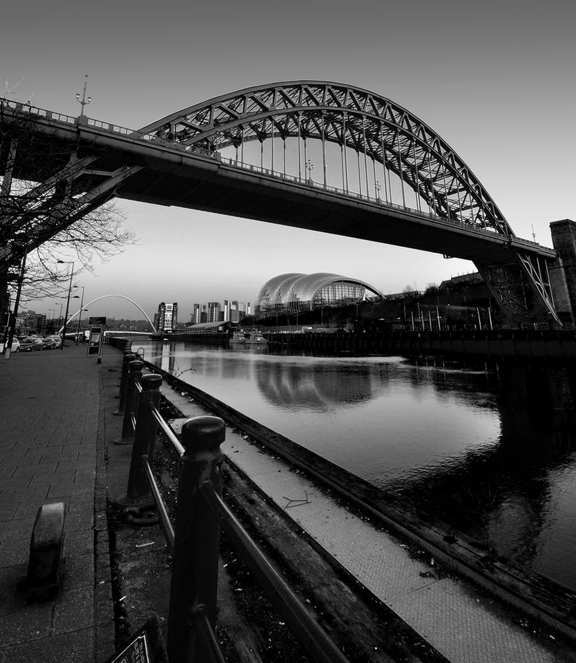 The Bridge by roodpa