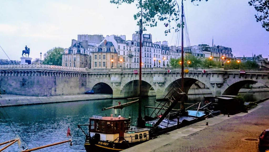 Pont Neuf, Paris  by Monomakh