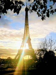 Eiffel Tower  by Monomakh