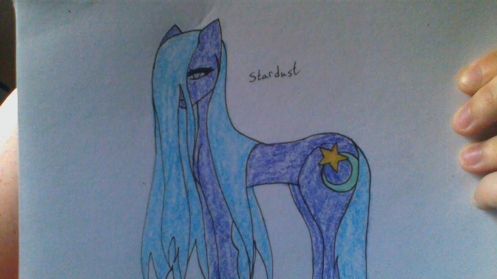 Stardust by AngelicNekoMegumi